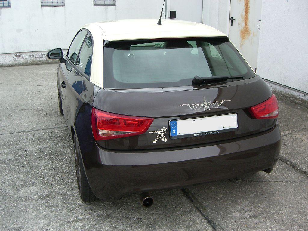 Car hifi einbau audi a1 car hifi seit 1992 hifigarage for A1 car garage